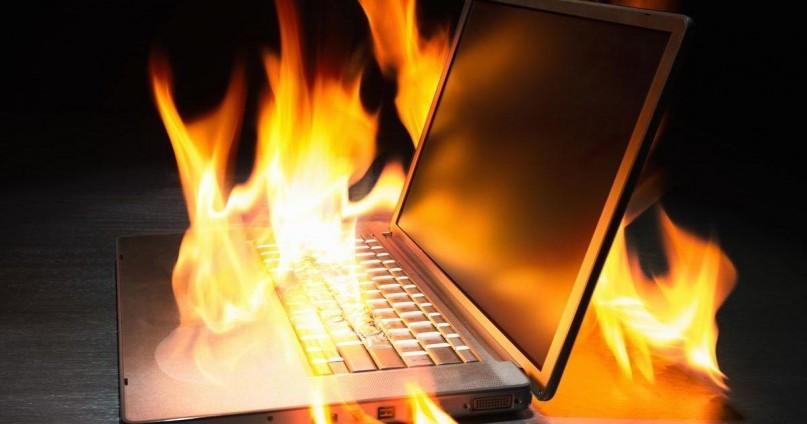 notebook cihazlarda isinma sorunu
