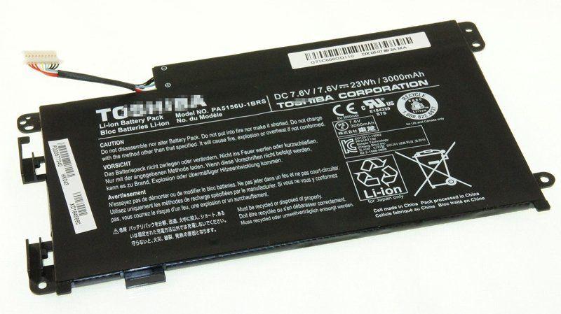 Toshiba W30T-A-104 Batarya