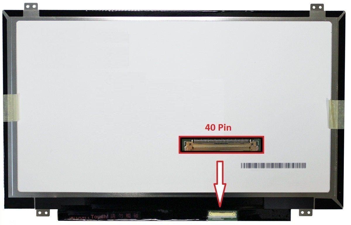 Toshiba Satellite U50T-A Ekran
