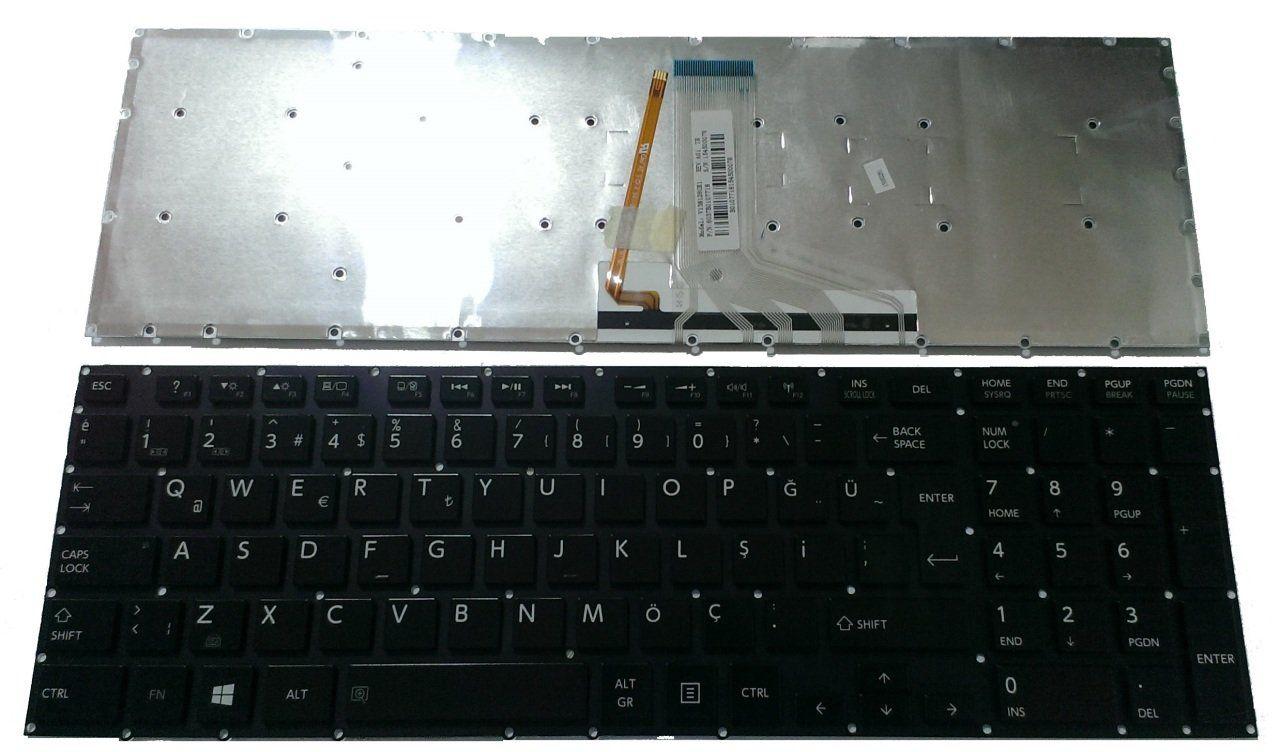 Toshiba Qosmio X70-A Klavye