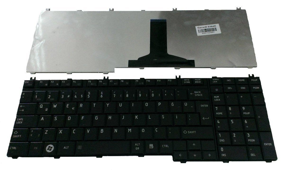 Toshiba Cosmio X500 L500 Serisi Klavye